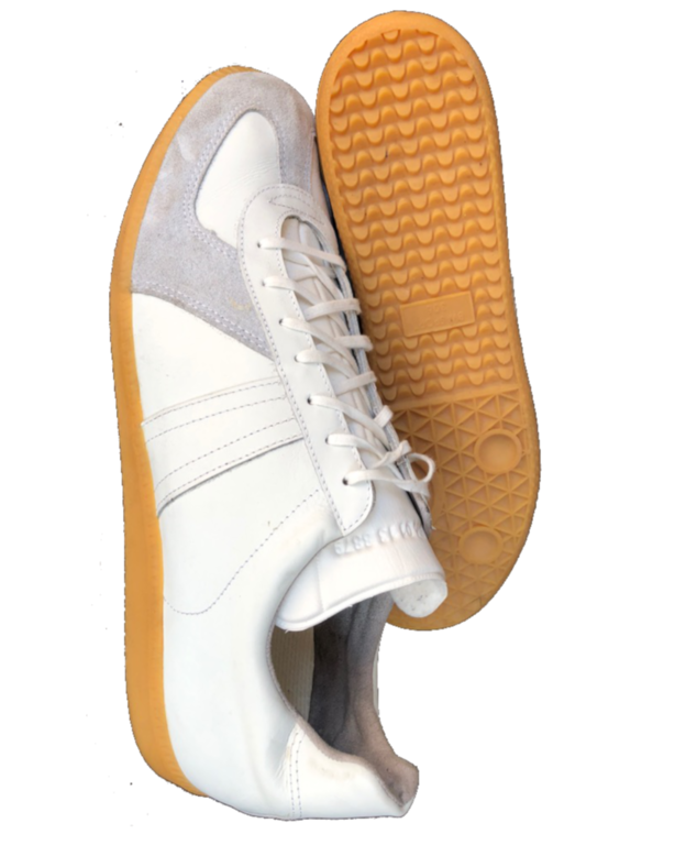 Details about Original Bundeswehr Sport Shoes New BW running shoes SNEAKER Hall shoes white show original title