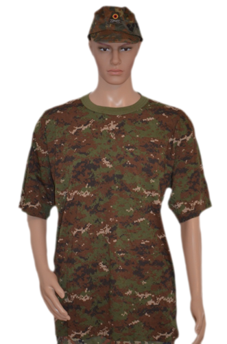 Bundeswehr T-Shirt (digital Woodland)