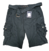 US Bermuda Shorts Vintage Survival grau